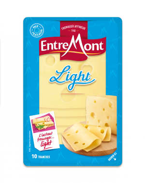 Entremont Low-Fat slices