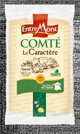 Entremont Comté PDO Le Caractère