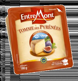 Entremont Tomme des Pyrénées PGI