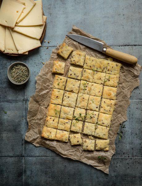 Entremont Raclette cookie