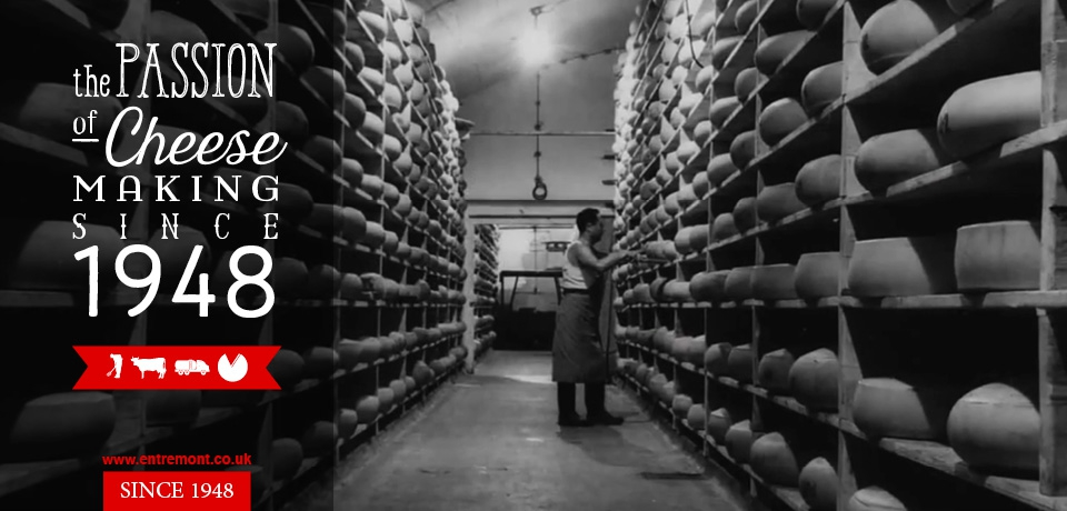 The Passion of Cheese making since 1948